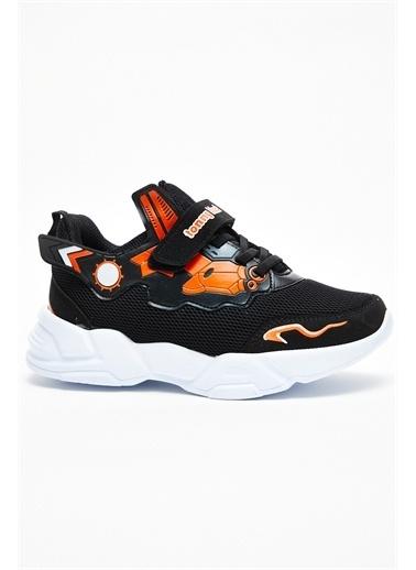 Tonny Black Çocuk Spor Ayakkabı Tbz99 Siyah